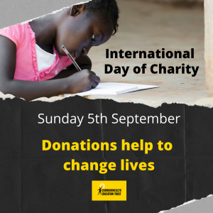International Day of Charity | Commonwealth Education Trust